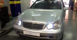 Mercedes C220 143cv