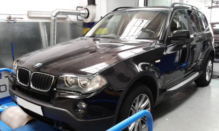 BMW x3 2.0d 177cv