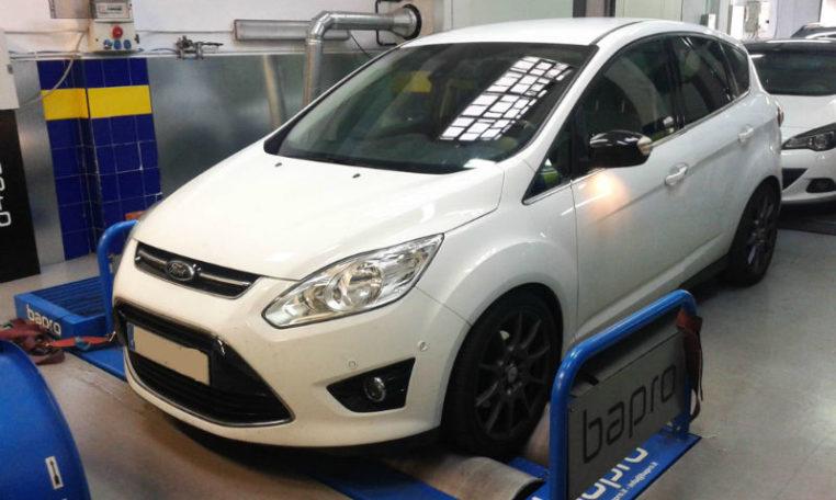 Nueva Ford Bmax 1.6 tdci