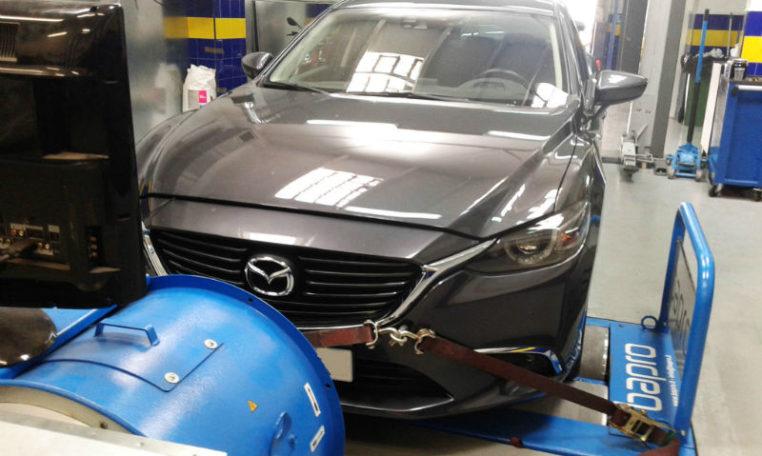 Mazda 6 2.2 skyactive 150cv