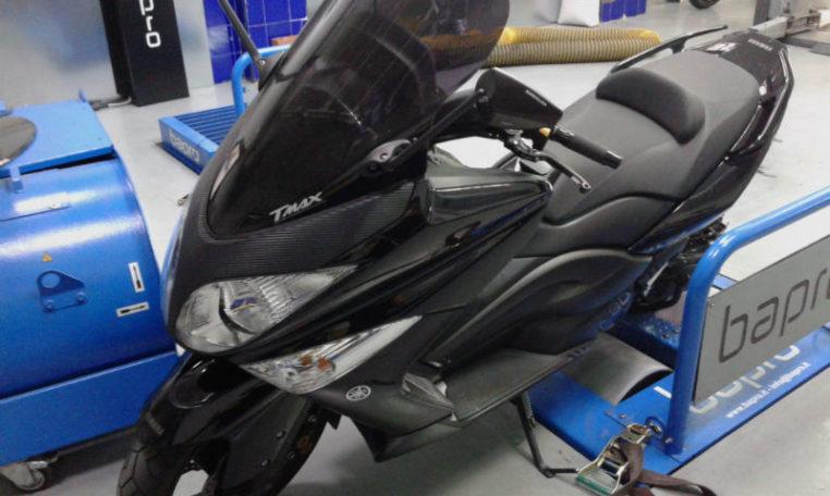 Yamaha tmax 530 repro