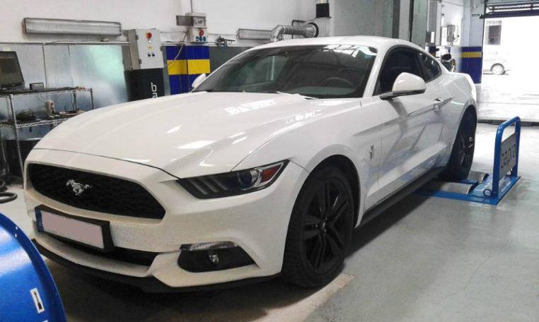 Mustang 2.3 Ecoboost