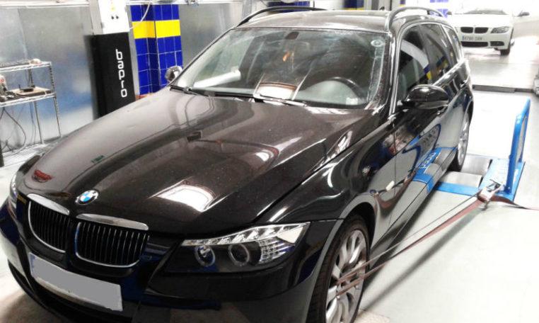 BMW 325d E90 197cv