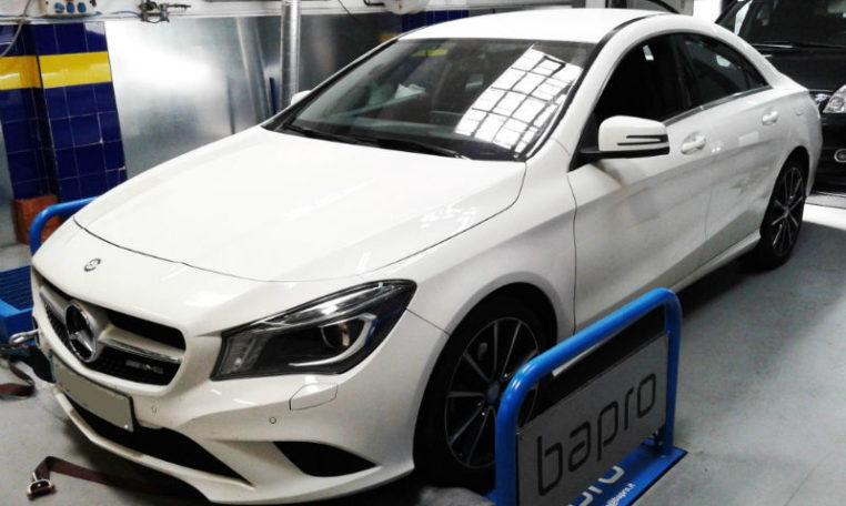 Mercedes CLA CGI