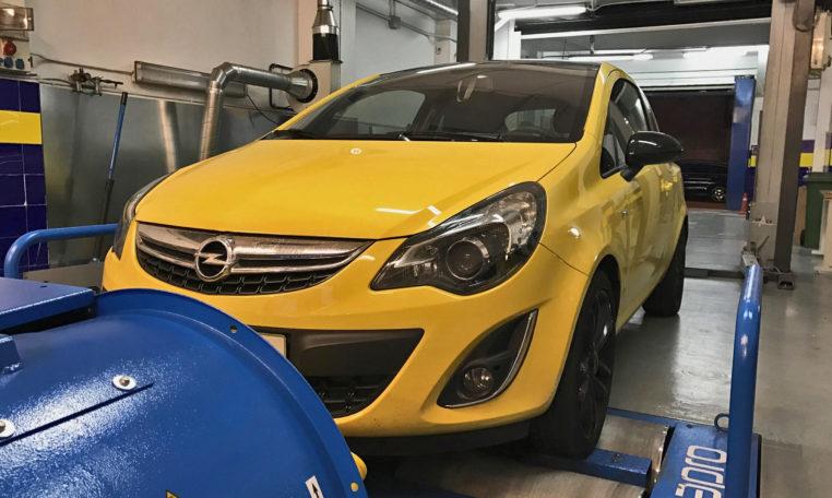 Opel Corsa 120cv 1.4T