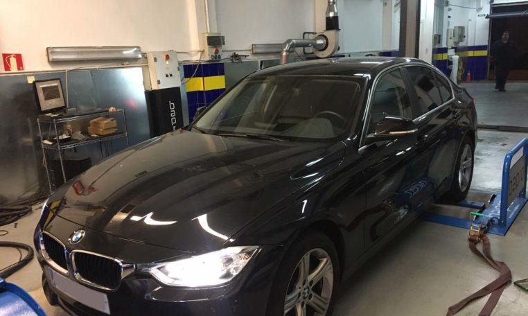 BMW F30 318d