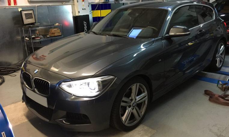 BMW 116d F20