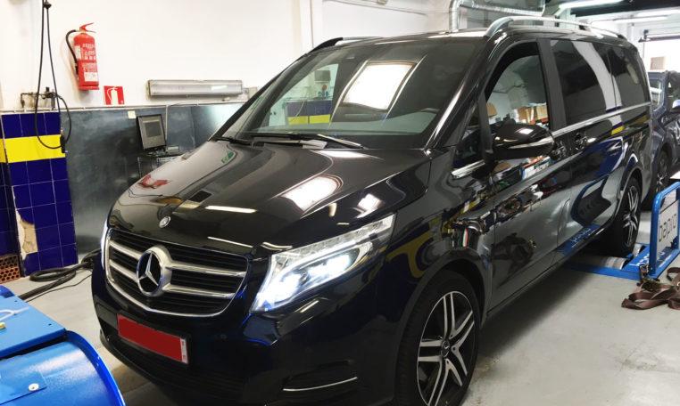 Mercedes Bluetec 250 cdi 190cv